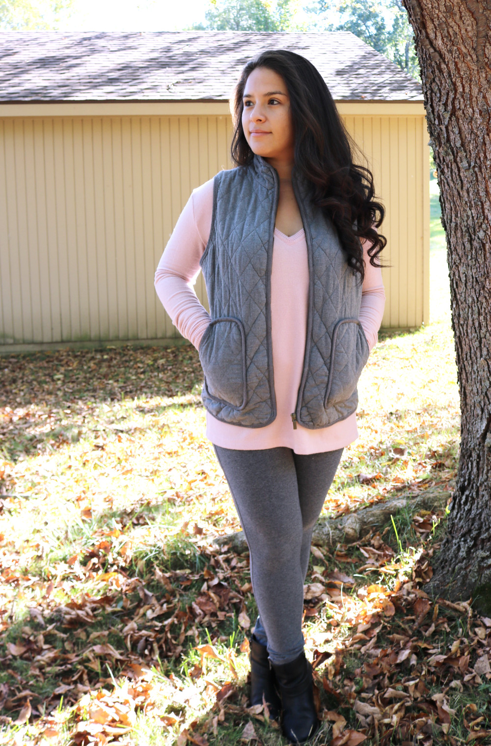 Calson Quilted Vest from Trunk Club