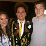Romero Britto meet and greet at the Park West Gallery VIP event in Southfield, Michigan
