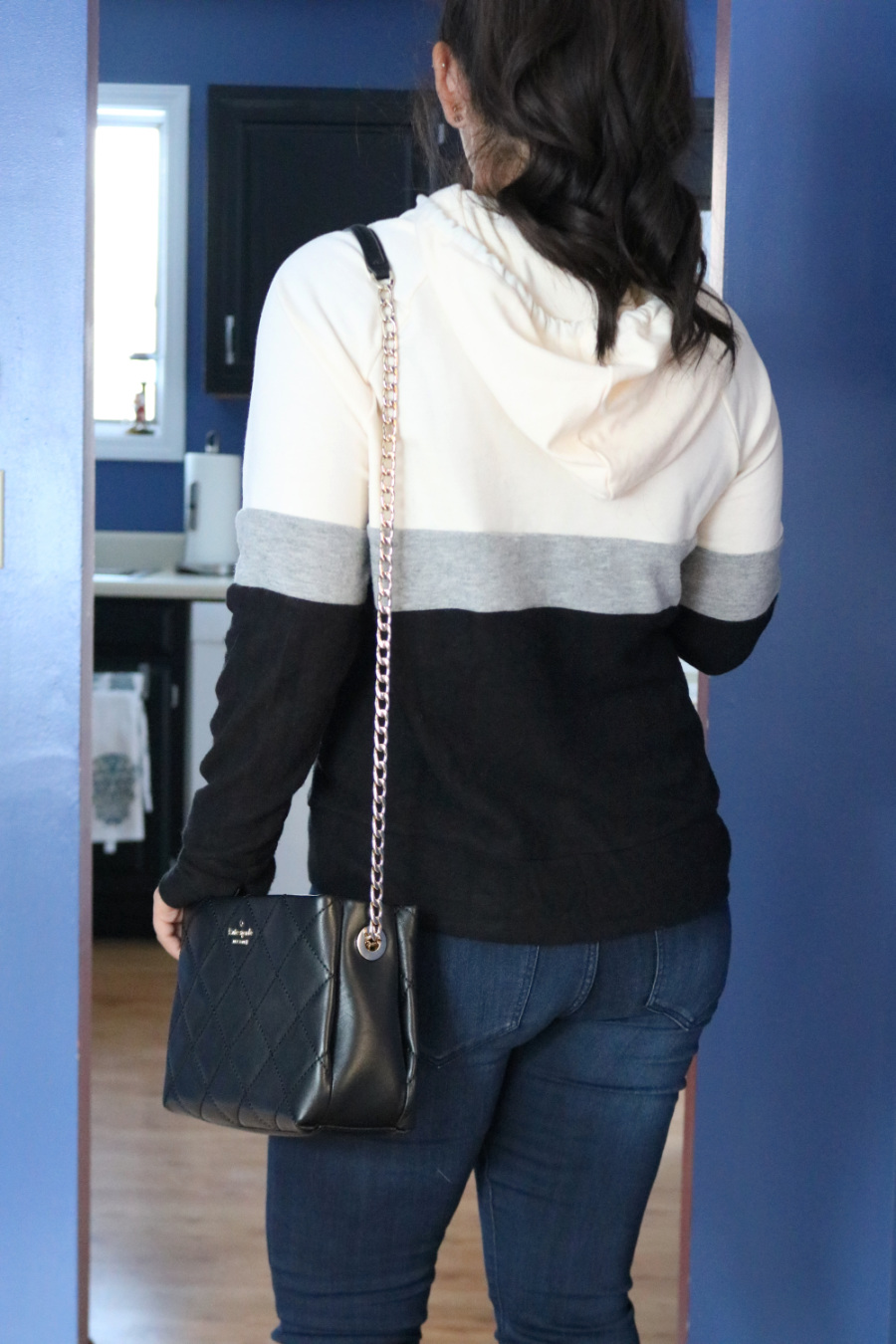 Casual Wear Stitch Fix Review - Loveappella Hoodie