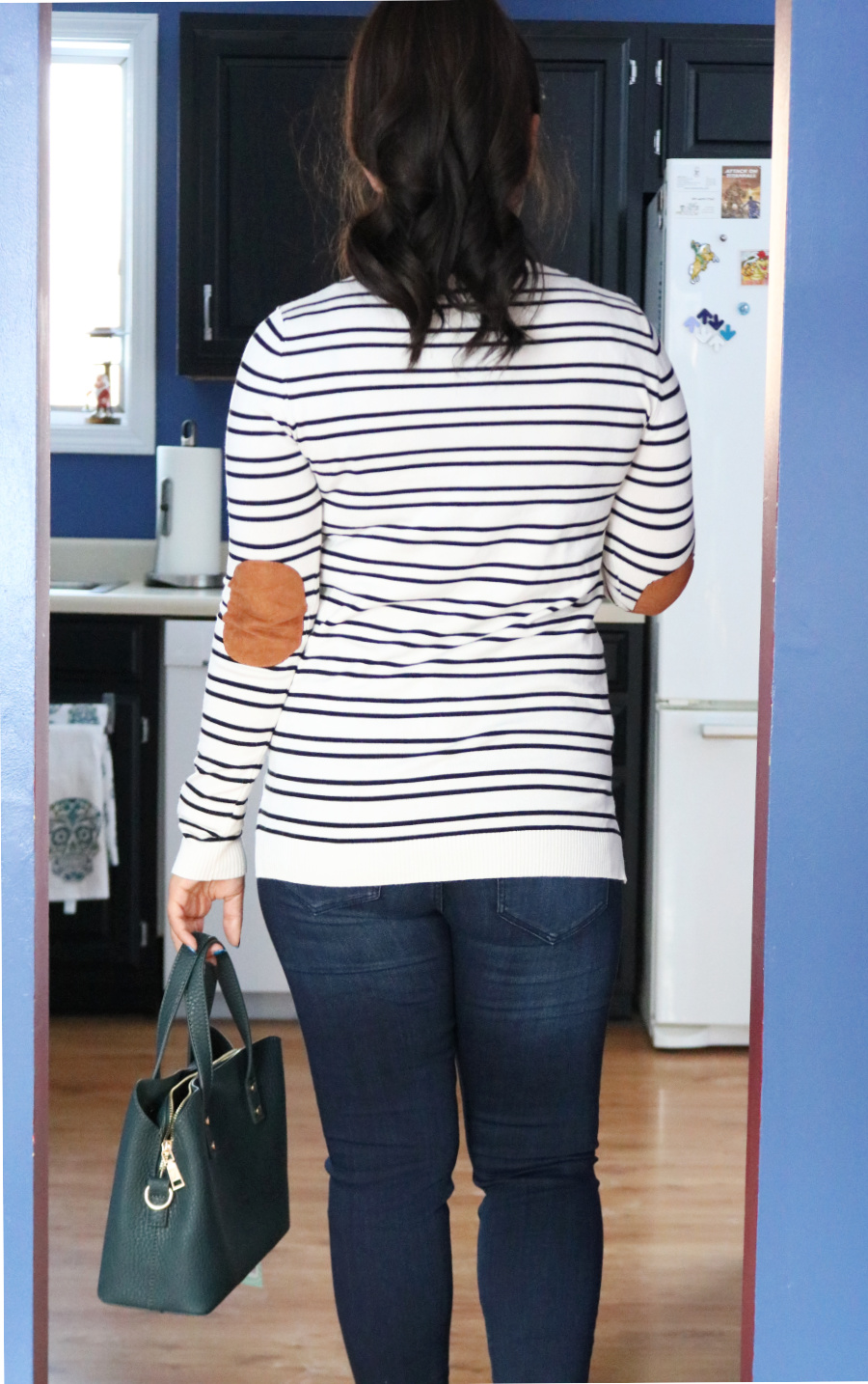 Casual Wear Stitch Fix Review - Liverpool Jeans