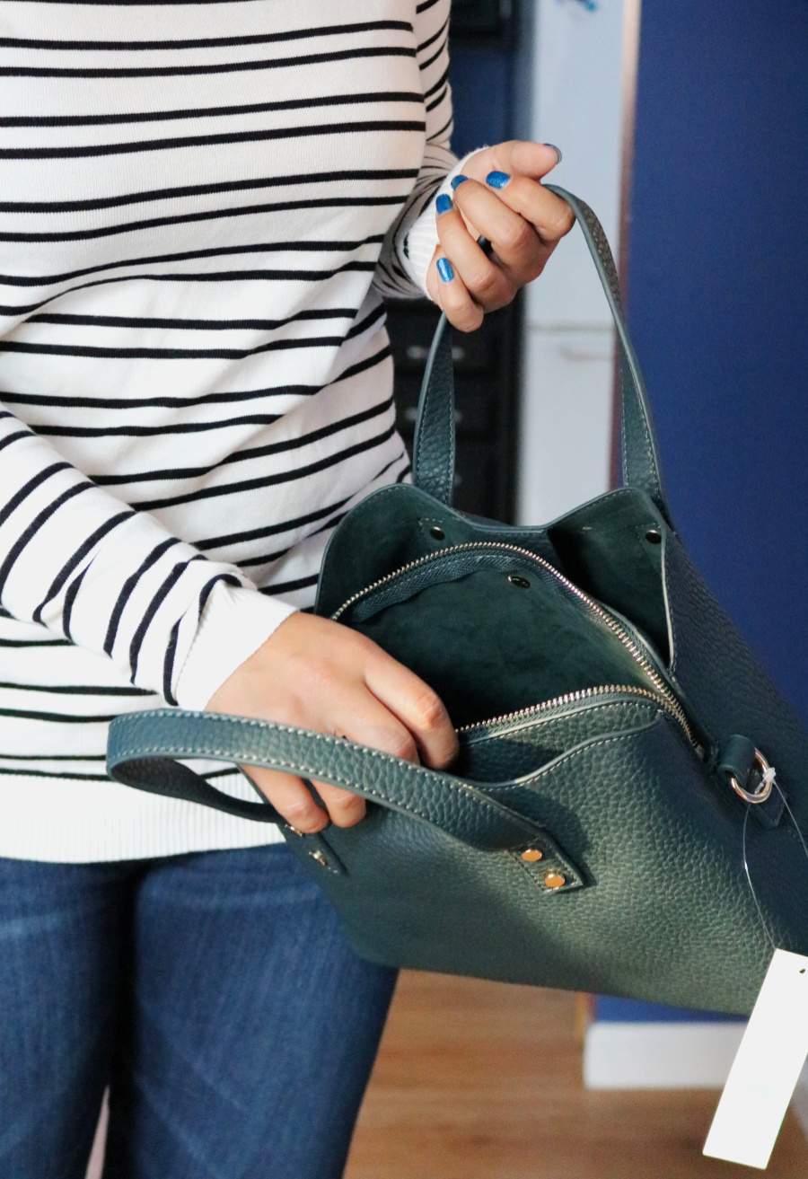 Casual Wear Stitch Fix Review - Urban Expressions Satchel