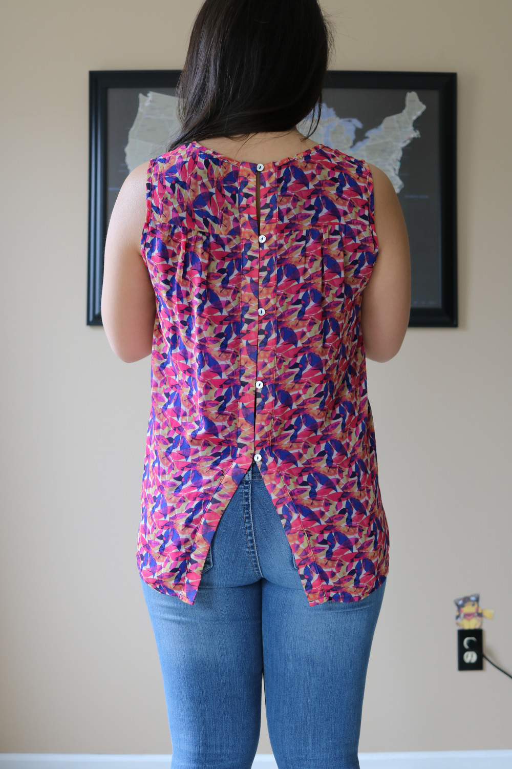 Agustin blouse from Stitch Fix (Stitch Fix Review 22)