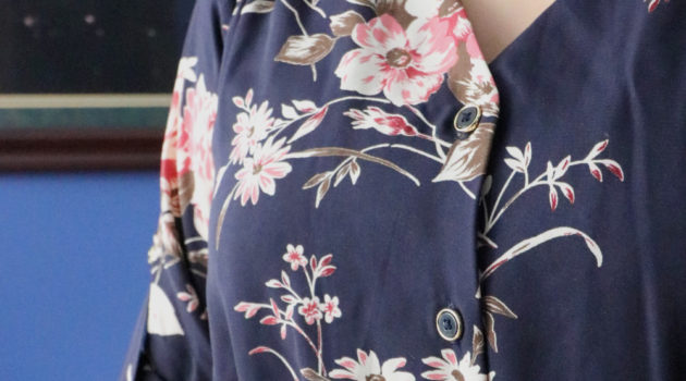 Floral Shirt Dress from Stitch Fix