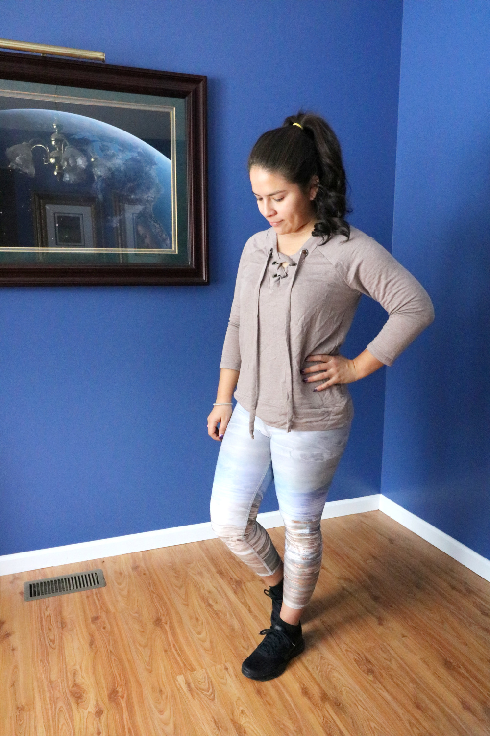 Yoga Sweater from Stitch Fix