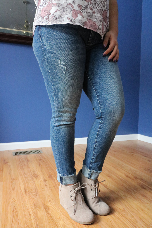 Distressed Skinny Jeans from Stitch Fix