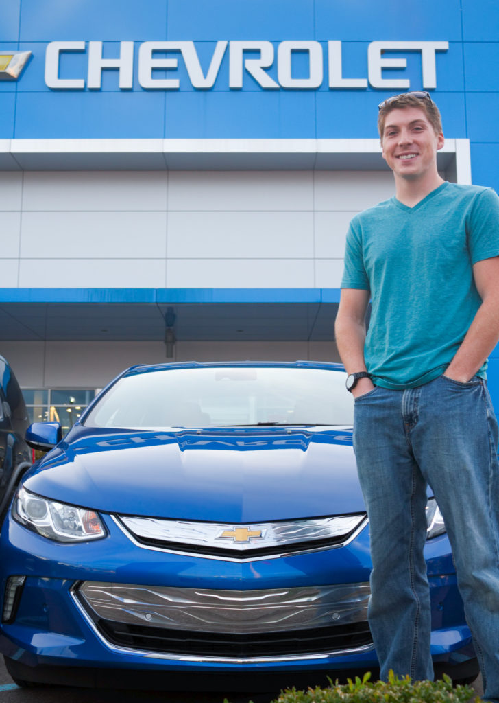 Dave Ramsey's Baby Steps encouraged us to buy a new-to-us car